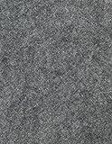 The Felt Store - Bastelfilz Filzzuschnitte in grau aus