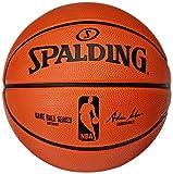 Spalding NBA Gameball Replica Outdoor Basketball - Orange - Best Reviews Guide