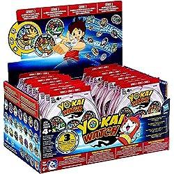 Yo-Kai Series 2 Medals - Case of 24 Blind Bags - 72 Random Medals by Yokai