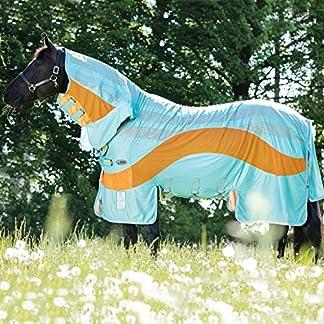 Amigo Vamoose Evolution Fly Rug - Aqua/Orange and Aqua Amigo Vamoose Evolution Fly Rug – Aqua/Orange and Aqua 61 2BuR5zi 2B9L