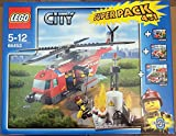 LEGO® City 66453 - Feuerwehr Super Pack 4 in 1 - LEGO