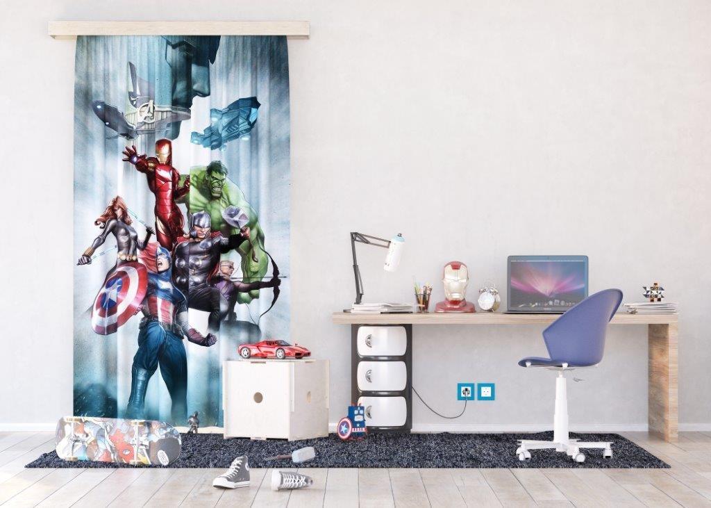Ag design tende marvel captain america tende per camera bambini