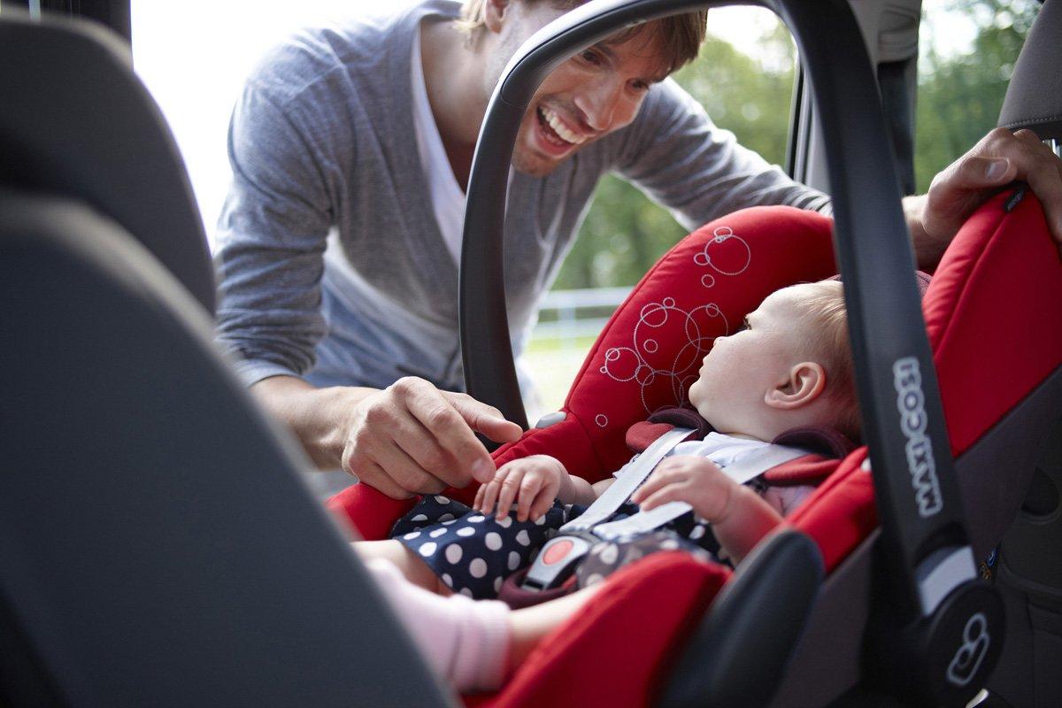 Maxi-Cosi Pebble Child's Car Seat Group 0 0-13 kg Maxi-Cosi  193