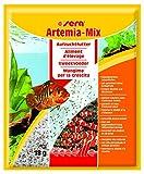 sera 00724 Artemia-mix 18 g - das lebende Aufzuchtfutter für natürliches Fressverhalten