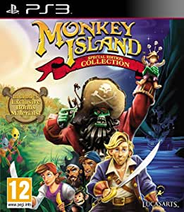 Monkey Island: Special Edition - Collection (PS3)