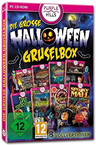 Die große Halloween Gruselbox (Halloween Town Dvd)