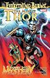Image de Mighty Thor / Journey Into Mystery: Everything Burns