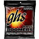 GHS Boomers 3045ML - Cuerdas para bajo eléctrico (045-100)