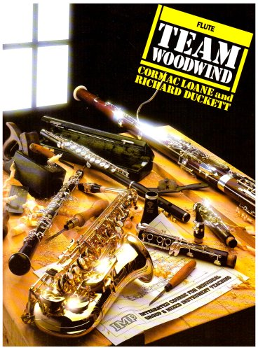 Team Woodwind: Flute (Book Only) for sale  Delivered anywhere in UK