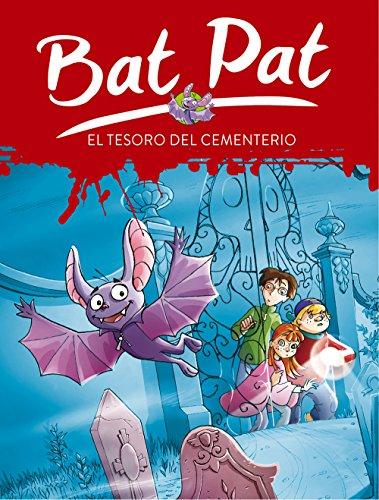 Bat Pat 1: el tesoro del cementerio por Roberto Pavanello