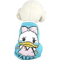 Emily Pets Daaisy Printed Pet Shirts Dog T-Shirts Summer Puppy Pullovers Cute Dog Sweatshirts Soft Breathable Pet…