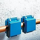 Wenko Spezial-Rohr-System Magnet 2ER