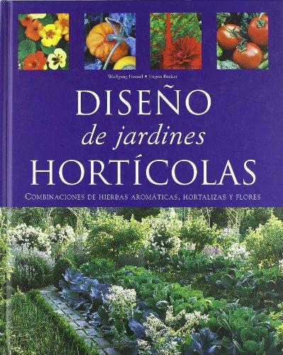 Diseño de jardines horticolas por Wolfgang Hensel