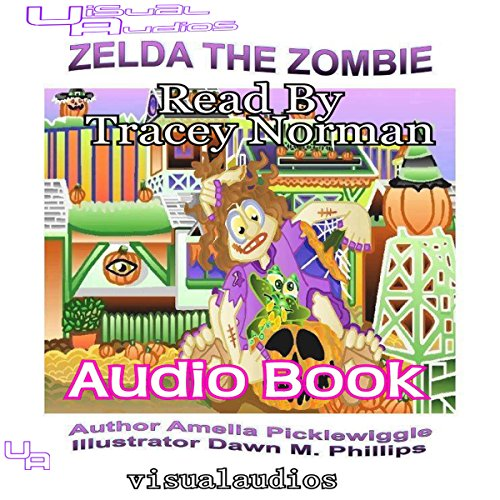 Zelda the Zombie: Halloween Town, Volume 4