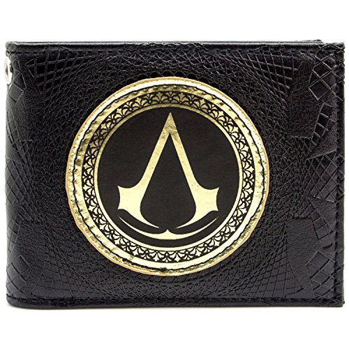 Assassin's Creed – Gold-Abzeichen Portemonnaie