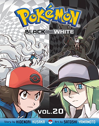 POKEMON BLACK & WHITE GN VOL 20 por Hidenori Kusaka