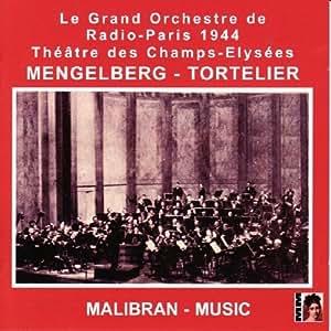 Le Grand Orchestre De Radio-Paris 1944, Théâtre Des Champs-Elysées