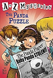 A-Z Mysteries: Panda Puzzle (A to Z Mysteries)