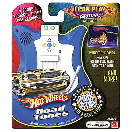 Fisher-Price Ich kann Gitarre Spielen-Hot Wheels