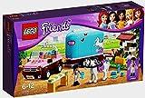 LEGO Friends 3186: Emma's Horse Trailer