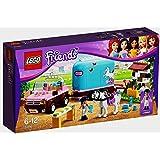Lego Friends 3186 - Geländewagen mit Pferdeanhänger