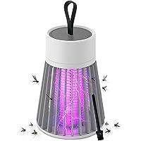 Trappola per zanzare Zapper Lampada portatile per uccidere le zanzare Lampade elettriche per zanzare Alimentazione USB…