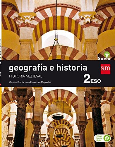 Geografía e historia. 2 ESO por Virgilio Fernández Bulete