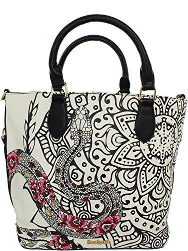 Desigual BOLS Florida Ava Shopper Sac Fourre-tout 26 cm