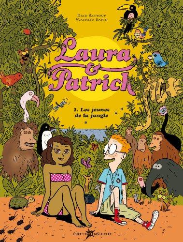 Laura & Patrick, Tome 1 : Les jeunes...