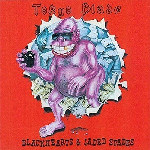 Tokyo Blade [+4 Bonus]: Blackhearts and Jaded Spades (Audio CD)