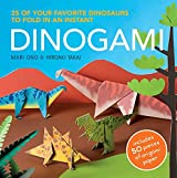 Dinogami: 25 of your favourite dinosaurs to fold in an instant