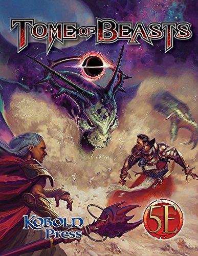 Tome of Beasts por Wolfgang Baur