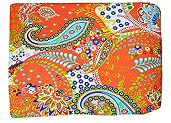 Mudit Crafts Cotton Printed Jaipuri Fabric Dress Making Running Material For Women's