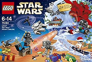 LEGO 75184 Star Wars Advent Calendar Construction Toy from LEGO