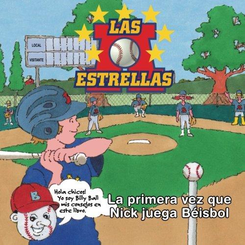 Las Estrellas: La primera vez que Nick juega Beisbol