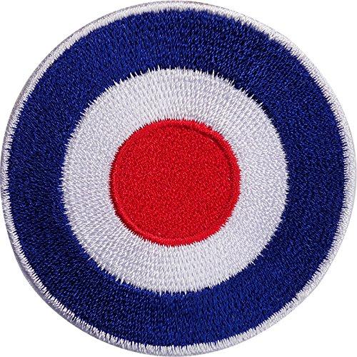 Parche hierro/sew bordado Royal Air Force RAF Mod