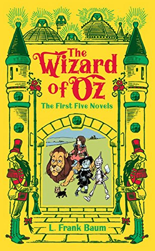 the-wizard-of-oz-the-first-five-novels-barnes-noble-leatherbound-classics-barnes-noble-leatherbound-