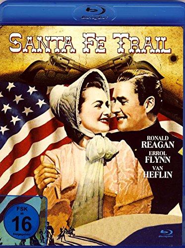 Santa Fe Trail ( Land der Gottlosen ) [Remastered Edition] [Blu-ray]