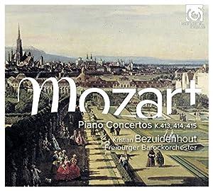 "Afficher ""Piano concertos K.413, 414, 415"""