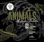Animals : Handmade illustration. 850...