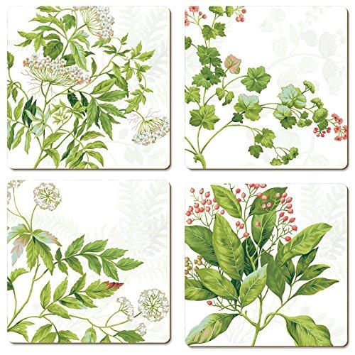 cala-casa-meadow-fern-posavasos-juego-de-4