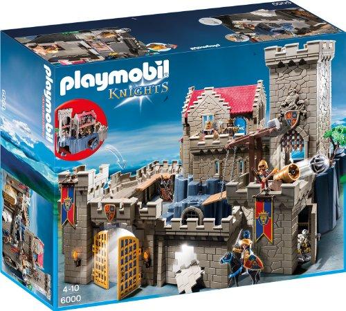 Preisvergleich Produktbild PLAYMOBIL 6000 - Königsburg der Löwenritter