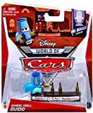 Disney Pixar Cars World of Cars Mel Dorado Show Die-Cast Wheel Well Guido #3/9 1:55 Scale by Mattel