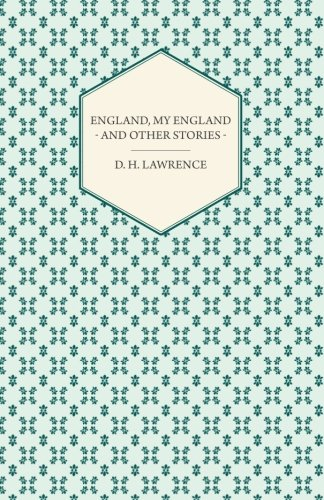 England My England And Other Stories
