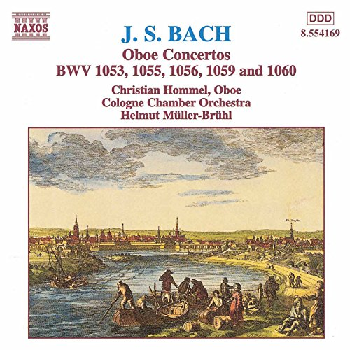 Oboe Concerto in D Minor, BWV ...