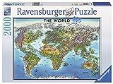Ravensburger Weltkarte-Puzzle (2000 Stück)