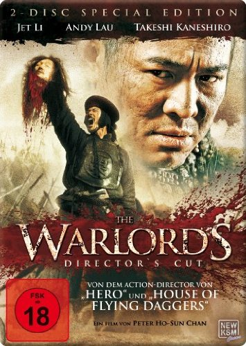 Bild von The Warlords - Director's Cut (2 Disc Special Edition) (Iron Edition)