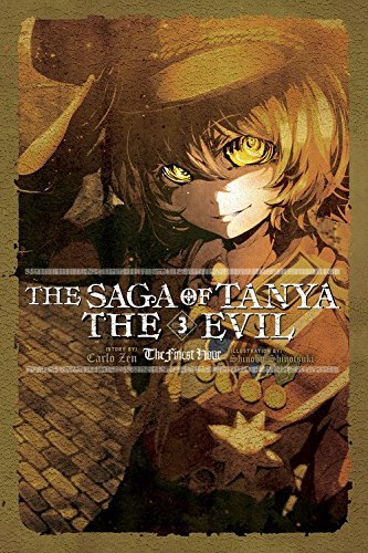 The Saga of Tanya the Evil, Vol. 3 (light novel) por Carlo Zen