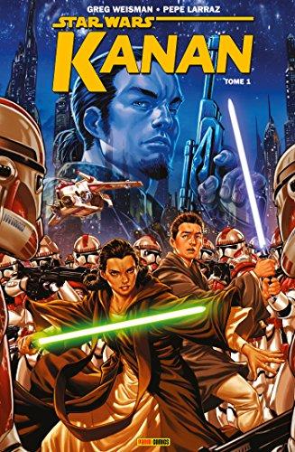 Star Wars : Kanan T01 : Le dernier Padawan par Greg Weisman