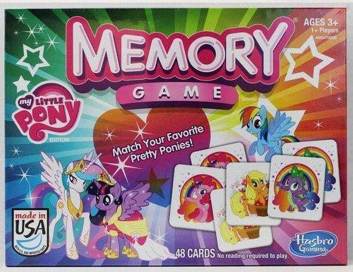 Preisvergleich Produktbild My Little Pony Memory Game by My Little Pony